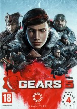 GEARS 5 [4DVD] - Action (Shooter) / 3rd Person