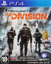 Tom Clancy's The Division для PS4 б/у