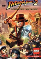 Lego Indiana Jones 2 - Adventure Continues (Русская версия) Xbox