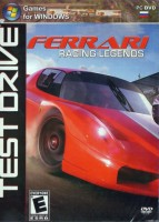 TEST DRIVE: Ferrari Racing Legends (Английская версия)