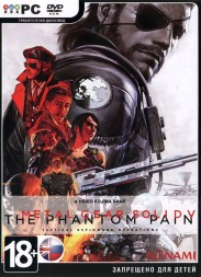 Metal Gear Solid V: The Phantom Pain (Русская версия) [2DVD]