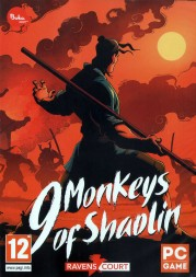 9 MONKYES OF SHAOLIN (ОЗВУЧКА) - Action | Adventure | RPG