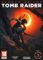 SHADOW OF THE TOMB RAIDER (ОЗВУЧКА) [3DVD]