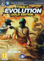 Trials Evolution.Gold Edition.v 1.0.2 + 1 DLC.(2013)