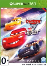 Cars 3  Driven to WIN (Русская версия) XBOX