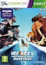 Ice Age 4: Continental Drift Arctic  XBOX360 [Kinect]
