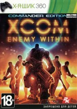 XCOM: Enemy Within (Русская версия) XBOX