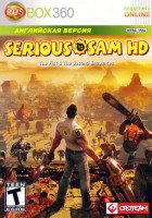 Serious Sam HD. The First & the Second Encounters английская версия Rusbox360
