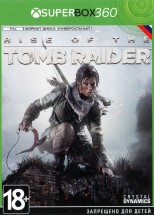 Rise of The Tomb Raider (Русская версия) XBOX