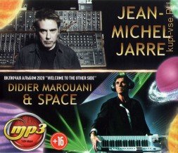 "Jean-Michel Jarre + Didier Marouani & SPACE (вкл.альбом  2020 ""Welcome To The Other Side"")"