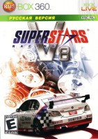 Superstars V8 Racing русская версия Rusbox360