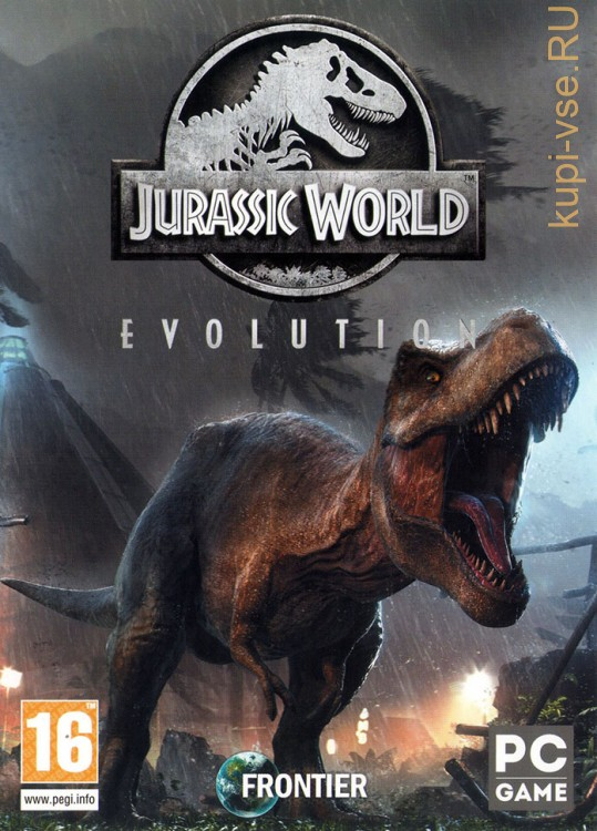 JURASSIC WORLD EVOLUTION (ЛИЦЕНЗИЯ)