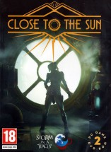 CLOSE TO THE SUN [2DVD] - action / horror