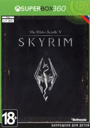 The Elder Scrolls V: Skyrim [Full Rus] XBOX360