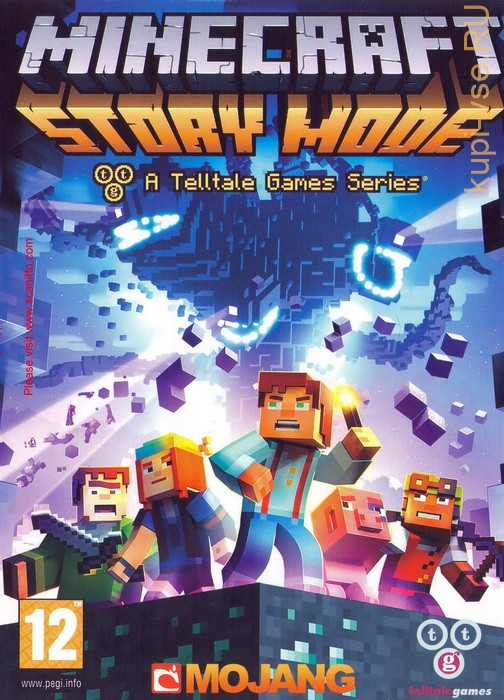 MINECRAFT: STORY MODE EPISODE 1