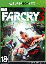 Far Cry 3 [FullRus] XBOX360
