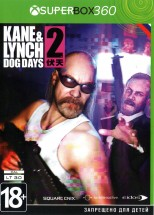 Kane and Lynch 2: Dogs Day Rus XBOX360