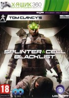 Tom Clancy's Splinter Cell: Blacklist (Русс. версия) [2DVD] XBOX