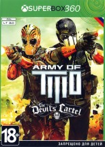 Army of Two: The Devil's Cartel [Eng] XBOX360
