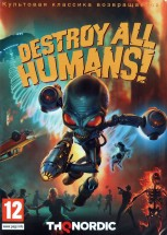 DESTROY ALL HUMANS! - Action, adventure