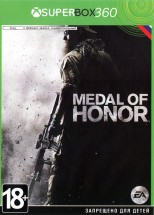 Medal of Honor (Русская версия)  XBOX360