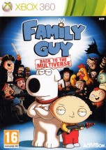 Family Guy Back to the Multiverse [Eng] XBOX360