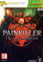 Painkiller Hell & Damnation (Русская версия) XBOX360