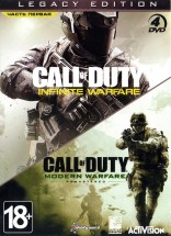 CALL OF DUTY: INFINITE WARFARE LEGACY EDITION [8DVD]