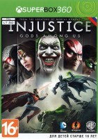 Injustice: Gods Among Us [FullRus] XBOX