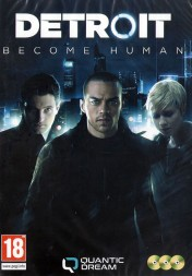 DETROIT: BECOME HUMAN (ОЗВУЧКА) [3DVD] Action / Adventure