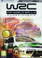 WRC: FIA World Rally Championship   (русская версия)