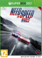 Need for Speed: Rivals (Русская версия) XBOX