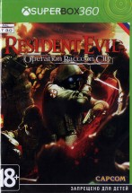 Resident Evil: Operation Raccoon City (Русская версия) XBOX360