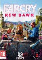 FAR CRY NEW DAWN (ЛИЦЕНЗИЯ) [2DVD]