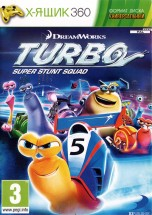 Turbo: Super Stunt Squad (англ.) XBOX