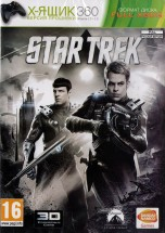 Star Trek: The Game [FullRus] XBOX