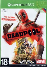 Deadpool: The Game (русская версия) XBOX