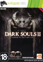 Dark Souls II: Scholar of the First Sin [2DVD] (Русская версия)