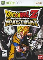 Dragon Ball Z Burst Limit  ENG X-BOX 360