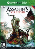 Assassin's Creed III [FullRus] XBOX360