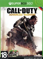 Call of Duty: Advanced Warfare [2DVD] (Русская версия) XBOX