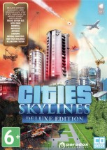 CITIES SKILINES: DELUXE EDITION (6 DLC, ВКЛЮЧАЯ ПОСЛЕДНЕЕ - NATURAL DISASTERS)