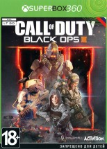 Call of Duty: Black Ops III (Русская версия) XBOX