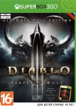 Diablo III Reaper of Souls Ultimate Evil Edition (Русская версия) XBOX