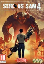 SERIOUS SAM 4 [3DVD] - Action / FPS