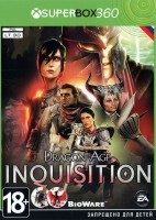 Dragon Age: Inquisition [2DVD] (Русская версия) XBOX