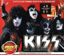 "Kiss (включая альбомы ""Kissworld: The Best of Kiss"" и ""Kiss Rocks Vegas"")"