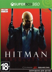Hitman: Absolution [FullRus] XBOX360