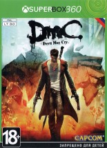 DMC: Devil May Cry [Full Rus] XBOX360
