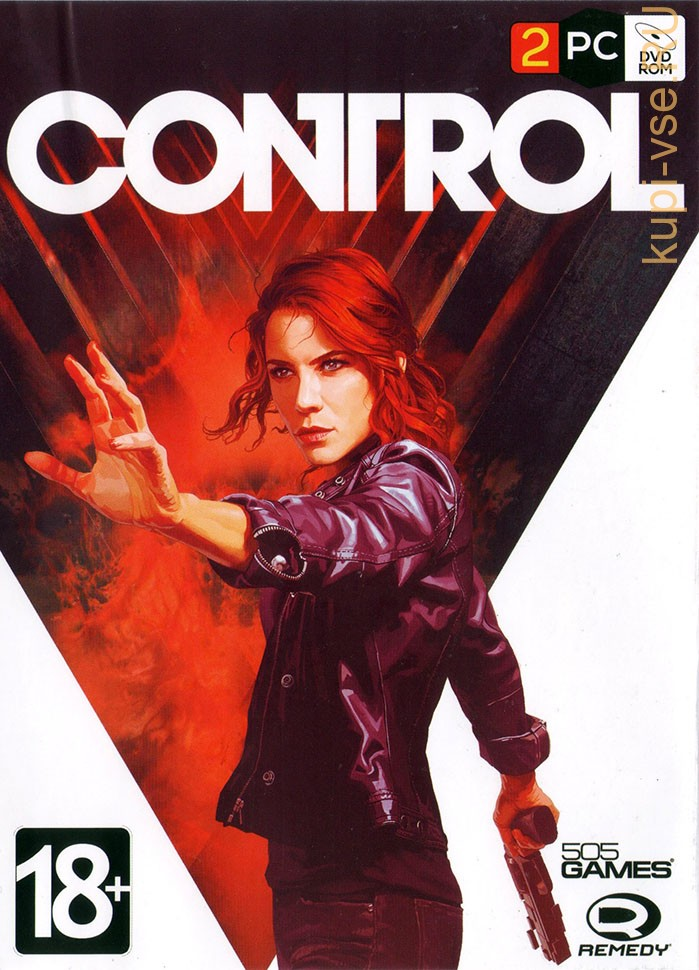 CONTROL [2DVD] [Action, Shooter, Third-person, 3D]